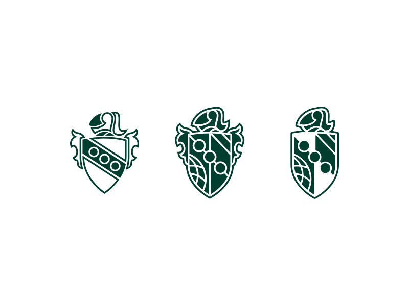 coat of arms, final 3 coat of arms university knight shield