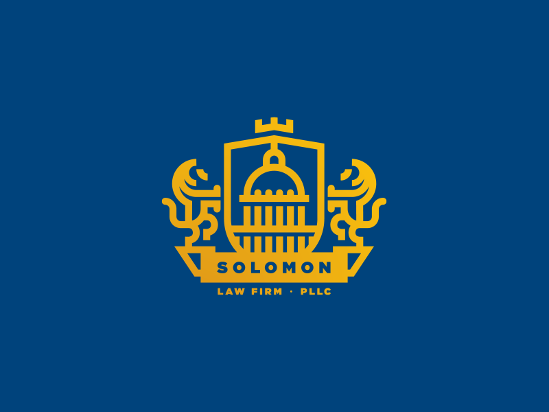 Solomon Law Firm PLLC arms of coat