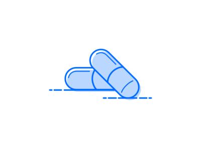 Drugs Illustration app onboarding onboarding mobile tablet illustration minimal outline single color