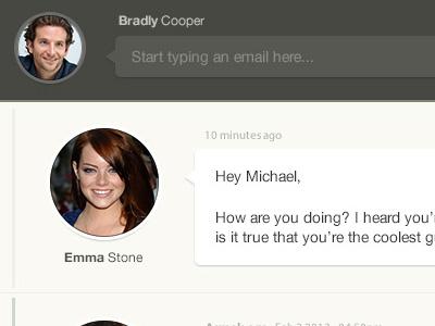 Inbox simplified