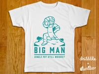 Big Man Single Pot Still Whiskey