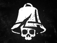 For Whom The Bell Tolls - logo