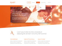 WIP: Almey Theme