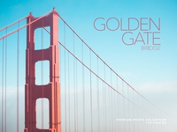 Golden Gate Bridge PREMIUM Collection