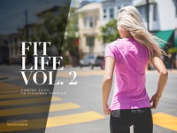 Fit Life vol. 2 PREMIUM photo pack coming soon