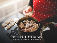 10 Christmas FREE Stock Images