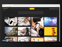 Dark Mode free photos dark mode darkmode free website stock photos stock photos web site freebie photo picjumbo background webdesign