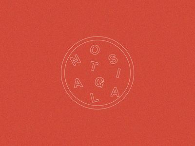 NOSTALGIA design color type