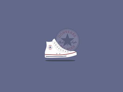 Chucks illustration converse sneakers line art chucks all stars