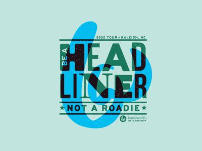 Be a Headliner 01