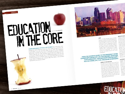 Education in the Core