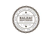 Balzac Brothers Corporate Seal