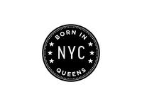 Born In Queens Seal