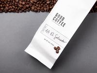 Good Coffee, White