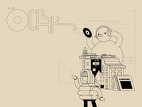 Audioban Sketch