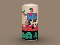 Audioban may beer can