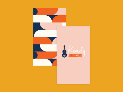Kendy Johnson Branding