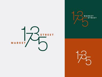 Building Mark Concept C identity logo branding design
