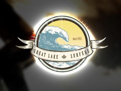 Gls Logo gls surf logo wave vintage retro canada