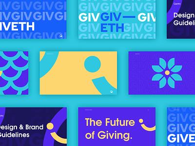 Giveth Brand Book Slides brand book giveth brand identity branding