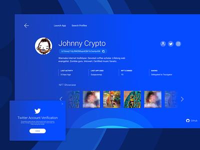 Tezos Profiles Johnny Crypto tezos blockchain app website