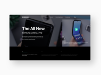 #Concepts - Samsung Splash Screen