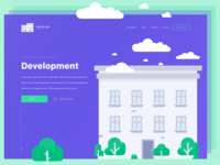House Development Landing Page