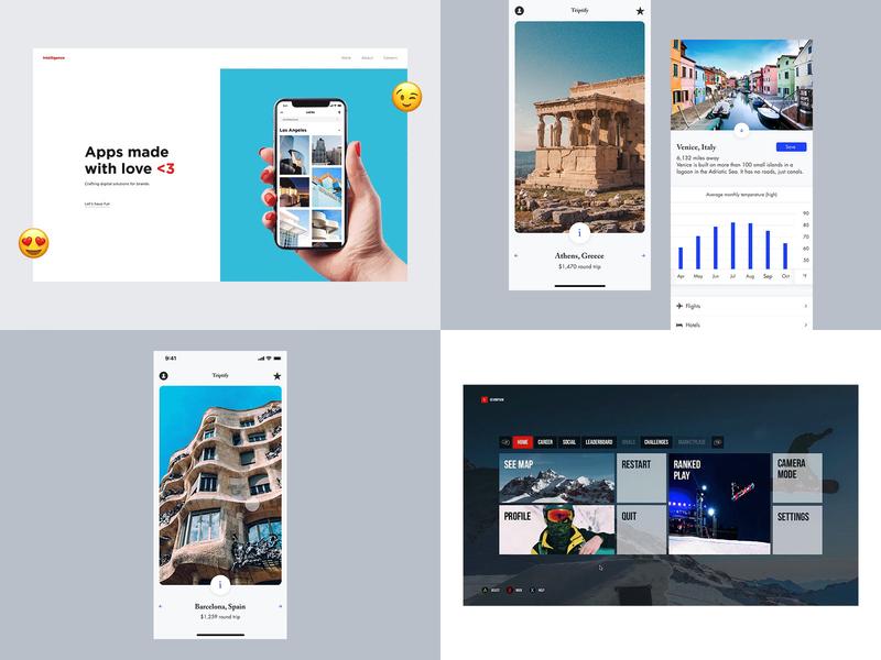 2018 🤘 design ux interface prototype app user interface mobile web design user experience interaction design ui