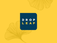 DropLeaf Communications Logo
