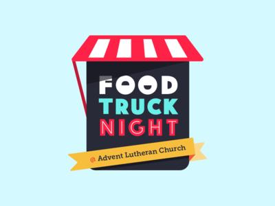 Food Truck Night community event food truck