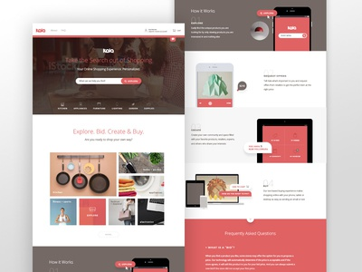 Ecommerce Homepage shopping app shopping web design homepage website ecommerce