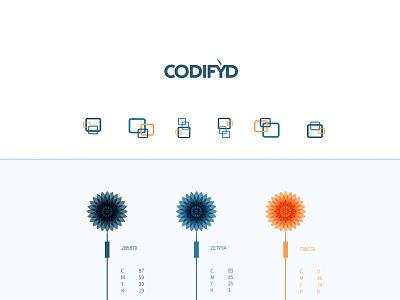 Codifyd - logo concept logotype logodesign brand brand identity logo concept graphicdesign logo branding