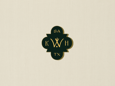 Kim Wolfe Home Reject Logo lettering type badge branding home design interior design southwestern southwest kim wolfe desert wigwam tipi logo
