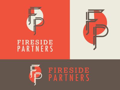 Fireside Partners Logo Concept