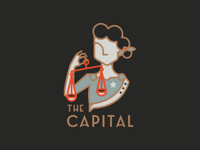 Themis / The Capital capital illustration lady scales justice themis
