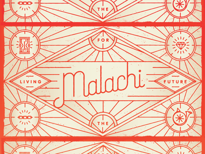 Malachi Sermon Series legacy future malachi sermon series sermon script typography icon illustration