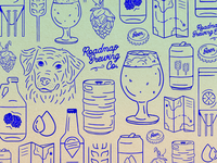 Roadmap Brewing Illustrations