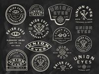 Union Eyes Badges
