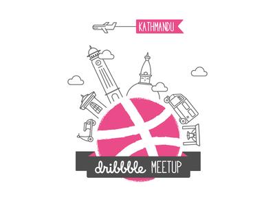 Kathmandu Dribbble Meetup 2017
