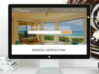 Luxury Accomodation Website needs a Redesign