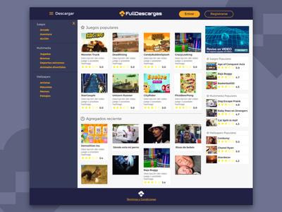 Webapp Fulldescargas