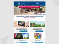 Javieriana University - Mailing HTML