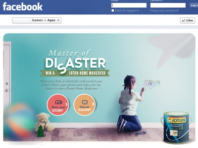Master of Disaster Fb APP