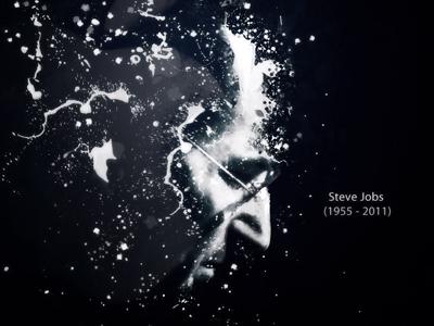 Steve Jobs Tribute art