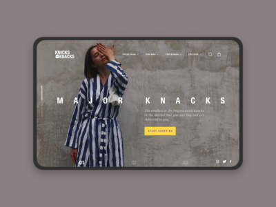 Knick n' Knacks Homepage