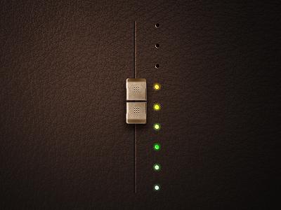 Stereo slider