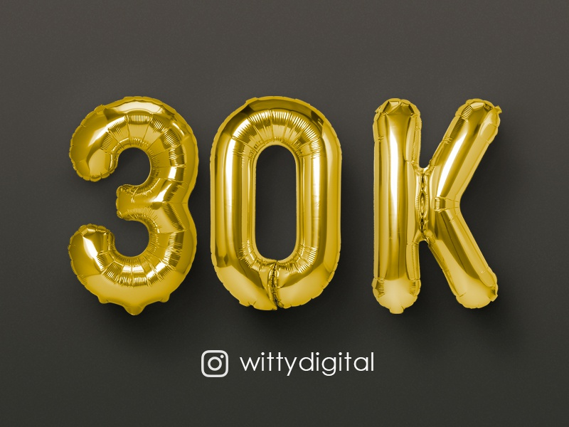 Freetrain - To our 30K followers on Instagram, thank you.