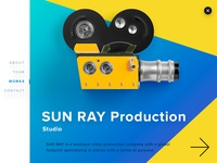 Sun Ray Production Studio concept