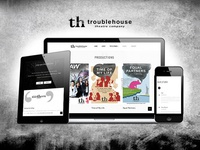 troublehouse Website