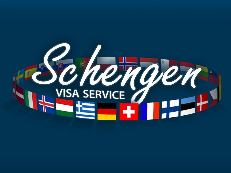 Schengen Visas by Billy Knapper on Dribbble